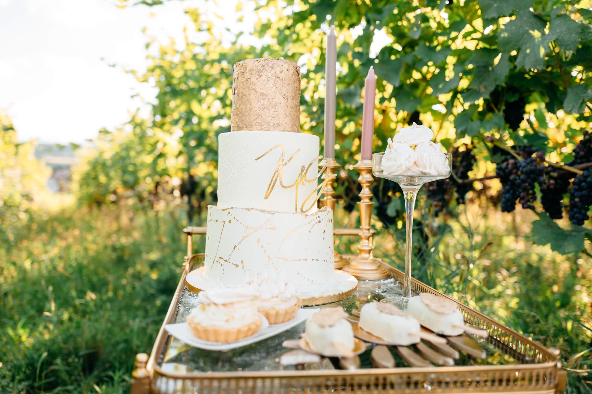 Słodki stół - wypieki na wesele, śluby, komunie - lody