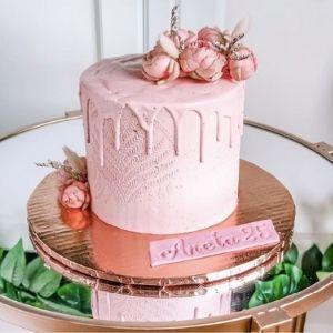 Tort urodzinowy dla Anety 25 lat z Bochni