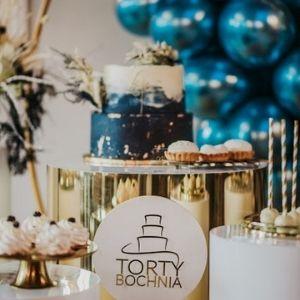 Torty i slodkie stoły - artystyczne wypieki na specjalne okazje - w Bochni